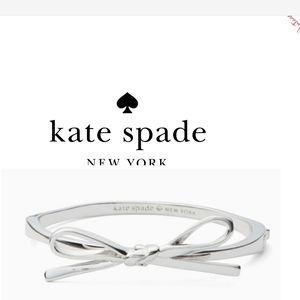 Kate Spade mini bow bracelet NWT